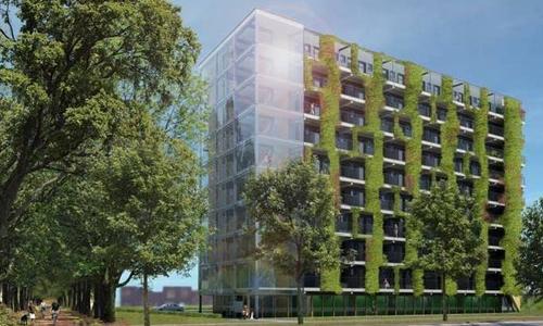 in de media: project De Woonplaats Enschede