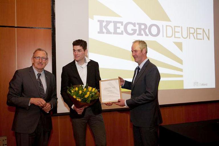 Kegro ontvangt PassiefHuis certificaat voor KegaPro+ deuren