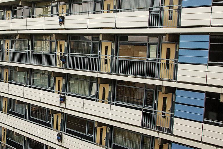 Nieuwe deuren, onderdorpels en ramen voor Rentmeesterhof Nijmegen