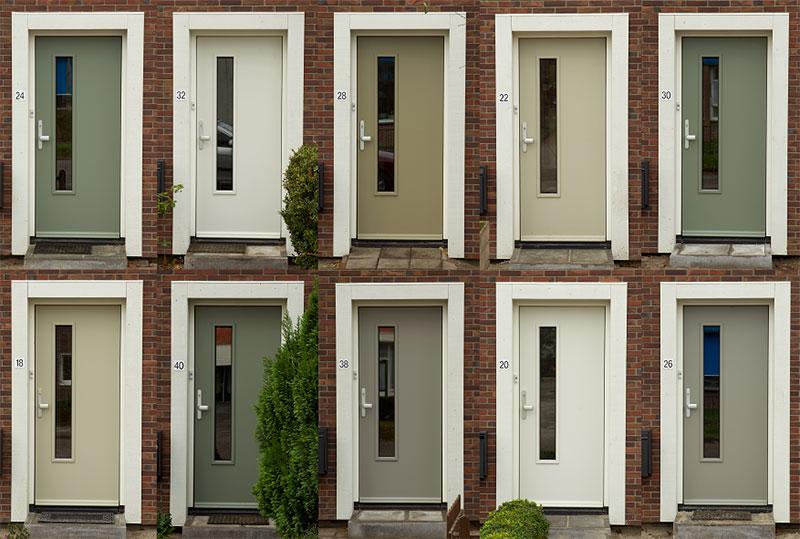 Passiefdeur in Heerenveen