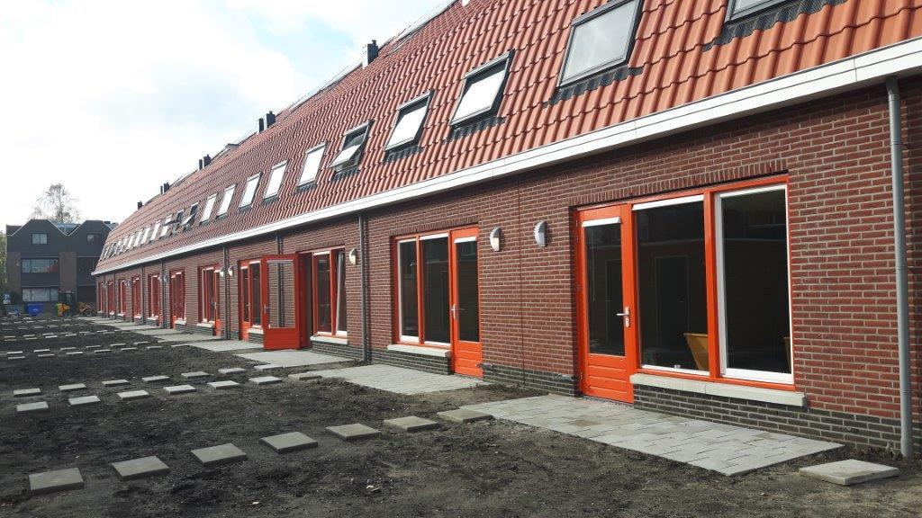34 huurwoningen Oudekerk aan de Amstel