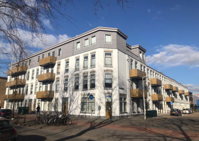 Renovatie Transvaal Den-Haag