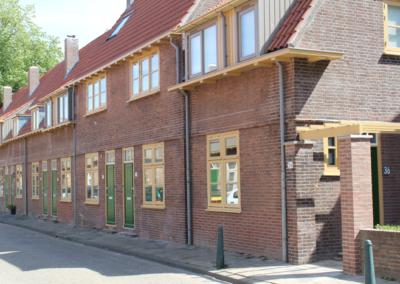1.300 woningen Vreewijk Rotterdam