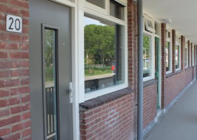 96 woningen Staringlaan Papendrecht.